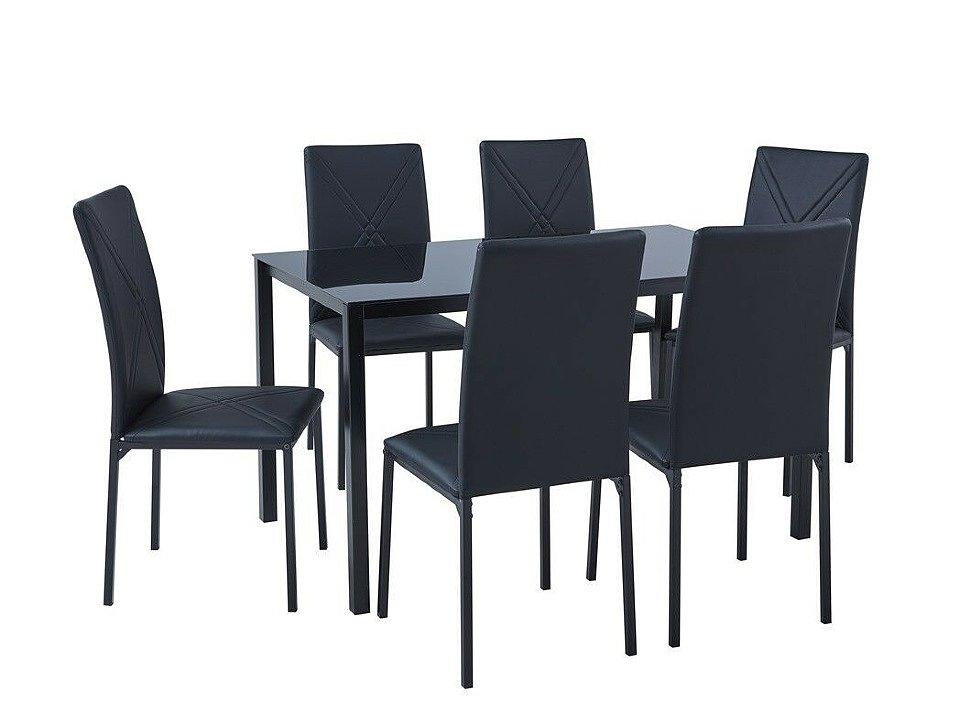Стол обеденный GC0327 Черный